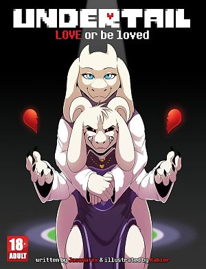 undertail Liebe oder werden geliebt