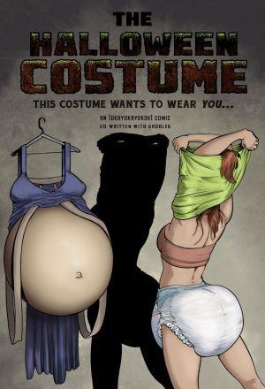 okayokayokok- The Halloween Costume