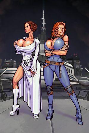 boobsgames Leia y Mara