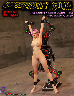 Jpeger- The Sorority – Chase Against Time 9