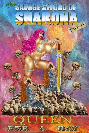 The Savage Sword of Sharona- 1