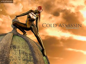Amusteven- Cold Assassin
