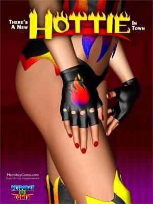 Happenstance- Hottie