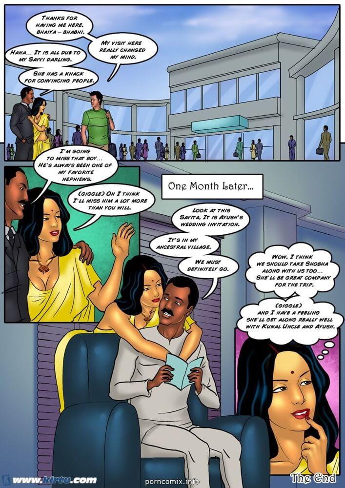 Savita Bhabhi Episode 35: The Perfect Indian Bride