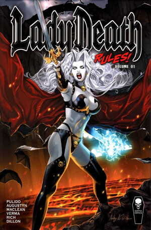 Coffin-Brian Pulido – Lady Death Rules! Volume 1