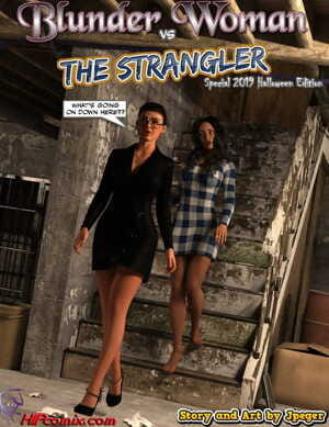 Jpeger- Blunder Woman Vs Strangler Part 1