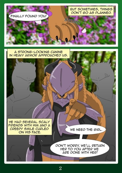 Angry Dragon 3 - Flower Of The Forest