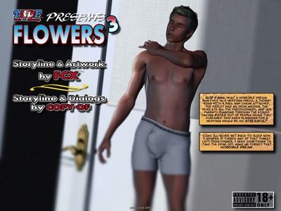 Y3DF- The Flowers 3