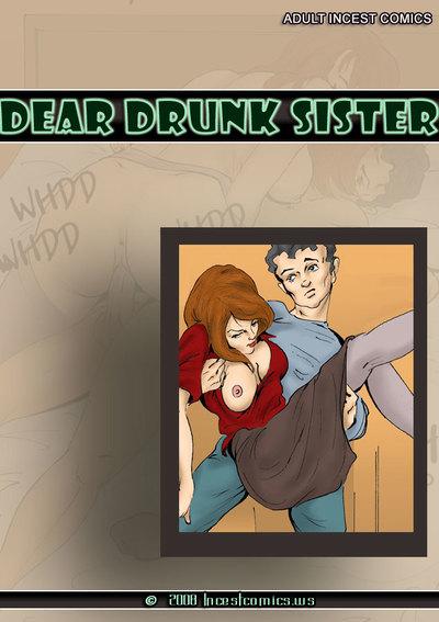 عزيزي في حالة سكر أختي icws