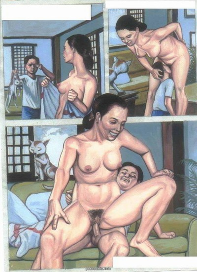PBX- Mom Son Incest Pics - part 4