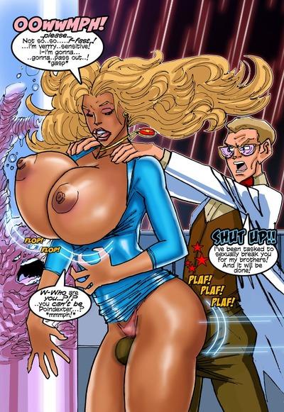 SuperPoser- Thunder Starr Deep In It - part 2