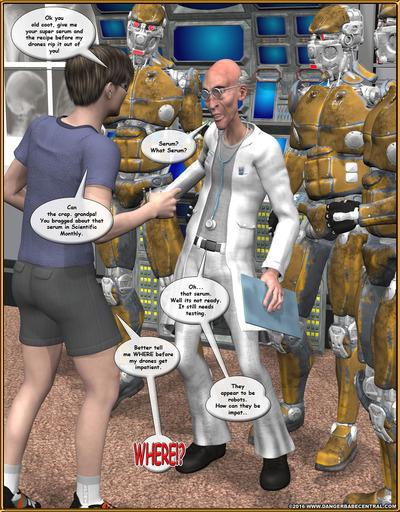 Alpha Woman- The Geek wins Day