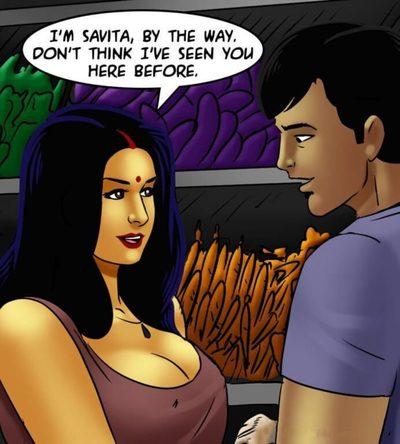 savita Bhabhi 72- savita 失 彼女の mojo