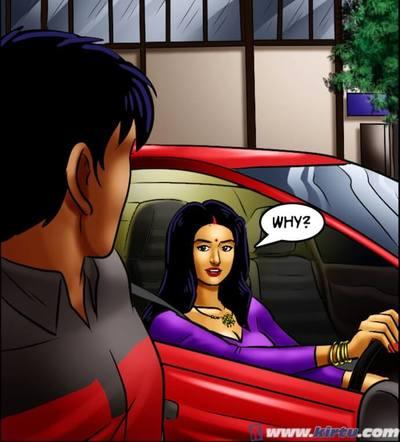 Savita Bhabhi 69- Student Affairs - part 11
