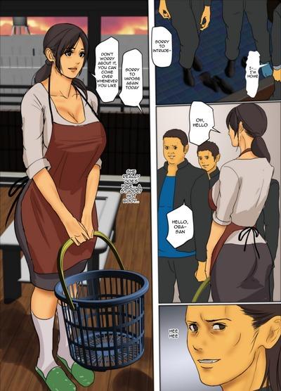 kurbanlık anne Hentai
