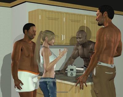 ماجي و الأصدقاء darklord