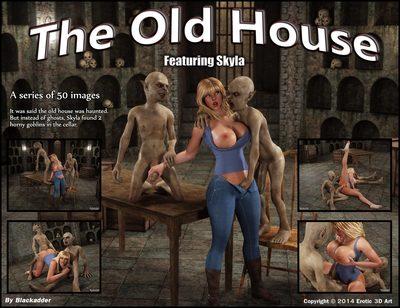 blackadder il vecchio casa