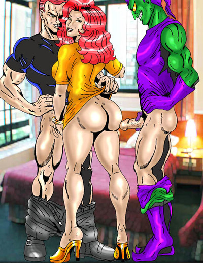 Wolverino hot Superheroes Work