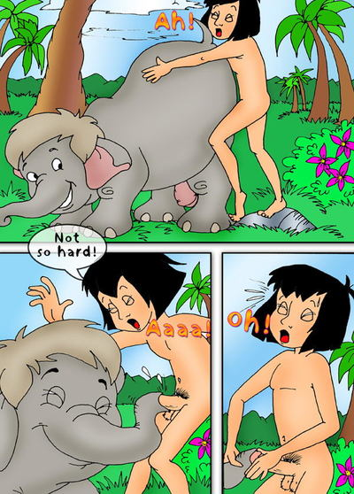 Mowgli Discover- Drawn-Sex