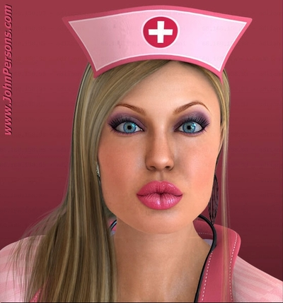 DarkLord- Blonde Nurse
