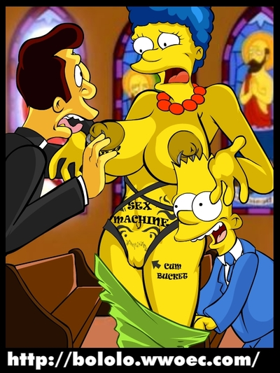 Simpsons- The Pornsons [bololo]