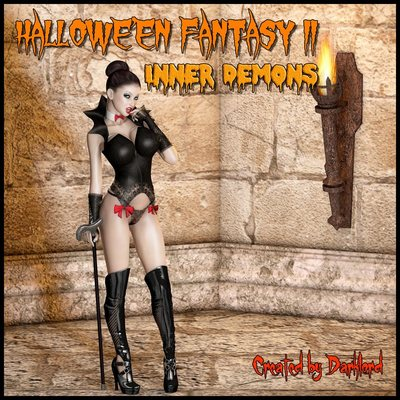 Halloween Fantasy 2- Inner Demons