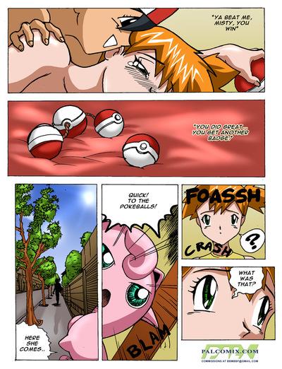 Pokemon- Misty\