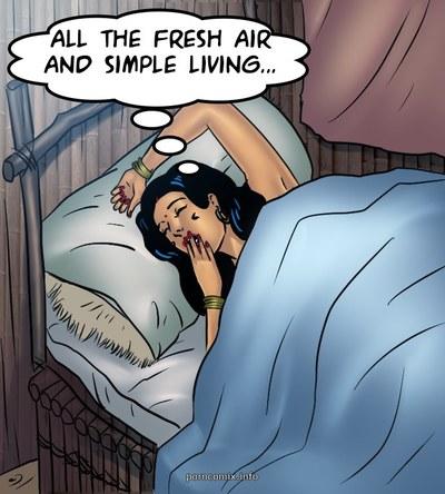 Savita Bhabhi 67- Jungle Love - part 7