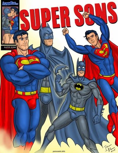 [Iceman Blue] Super Sons