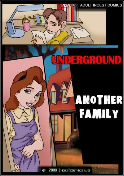 एक और परिवार प्रकरण 14- भूमिगत