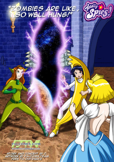 Zombies are Like, So Well Hung! (Totally Spies)
