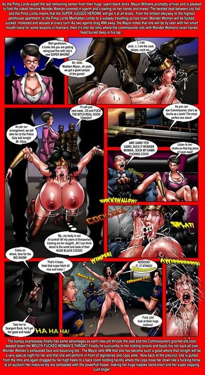 ワンダー 女性 スーパー juggs に exile - 部分 2