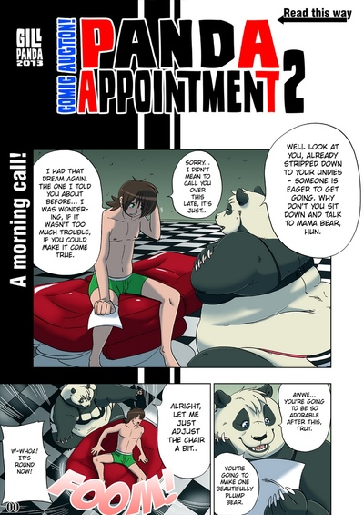 Panda Appointment 2