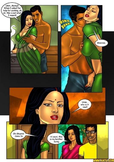 savita india 18 - lezioni insegnante savitch