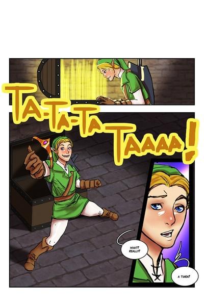 The Legend Of Zelda - The 63rd Timelinech