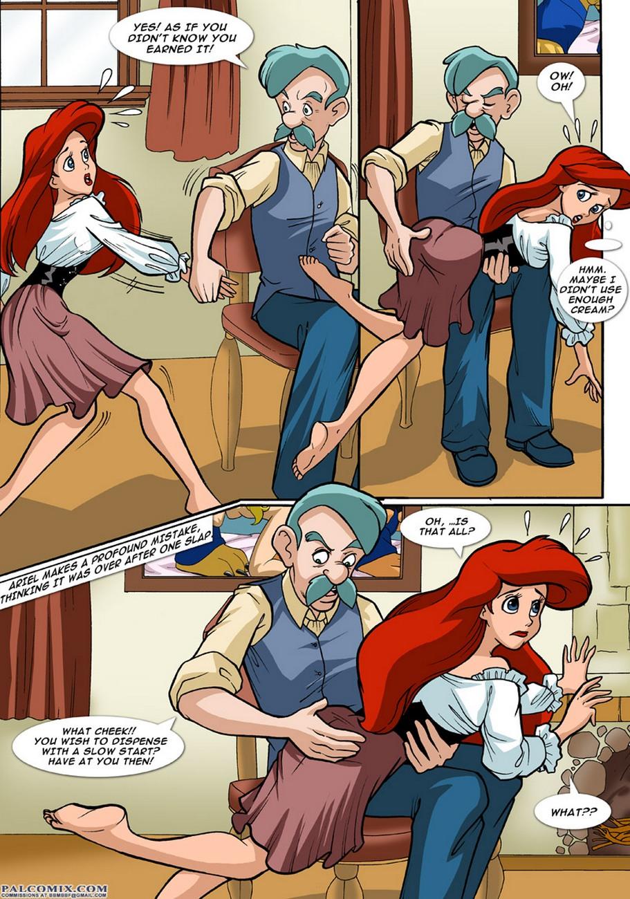 Ariel Explores - part 2