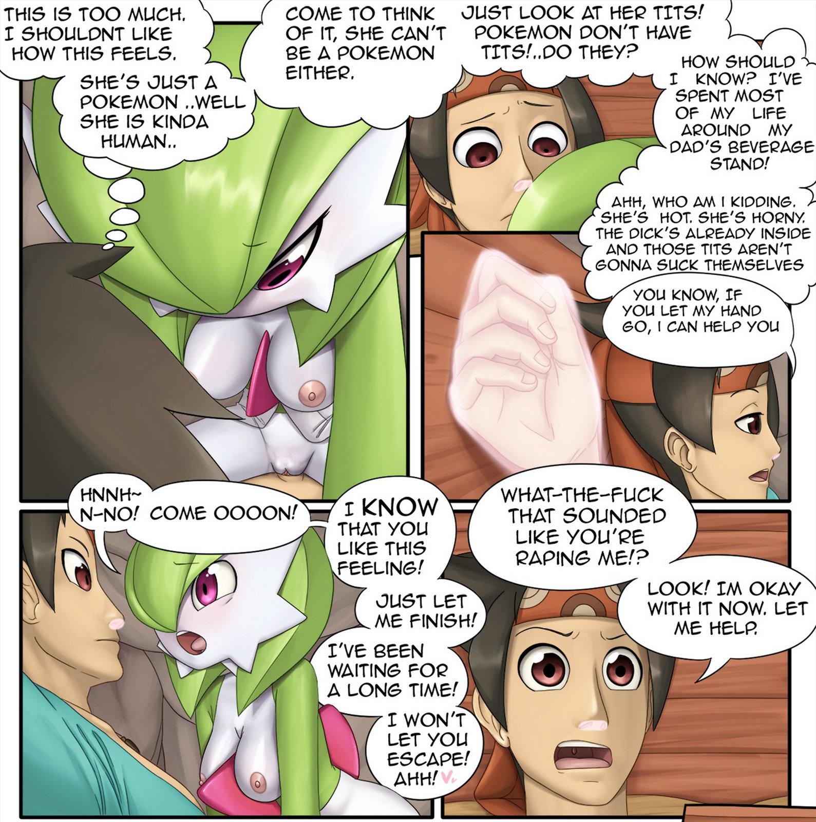 Deception (Pokemon) - part 2