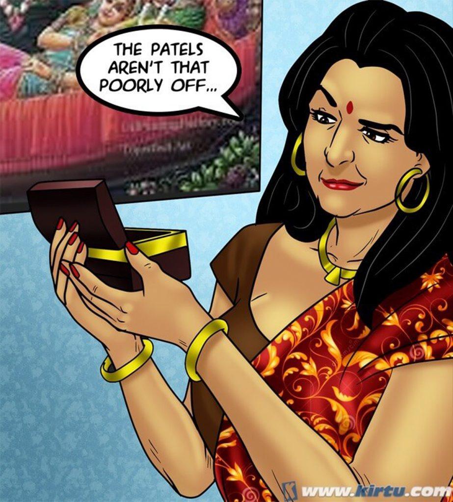 savita Bhabhi 73- 獲れ に の 法 - 部分 5