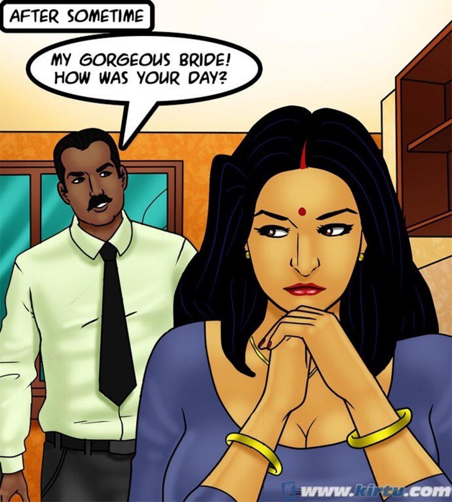 savita Bhabhi 73- 獲れ に の 法 - 部分 8