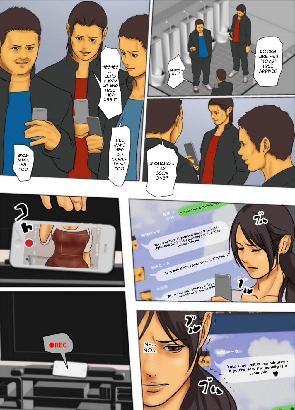 Sacrificial Mother 2- Hentai - part 5