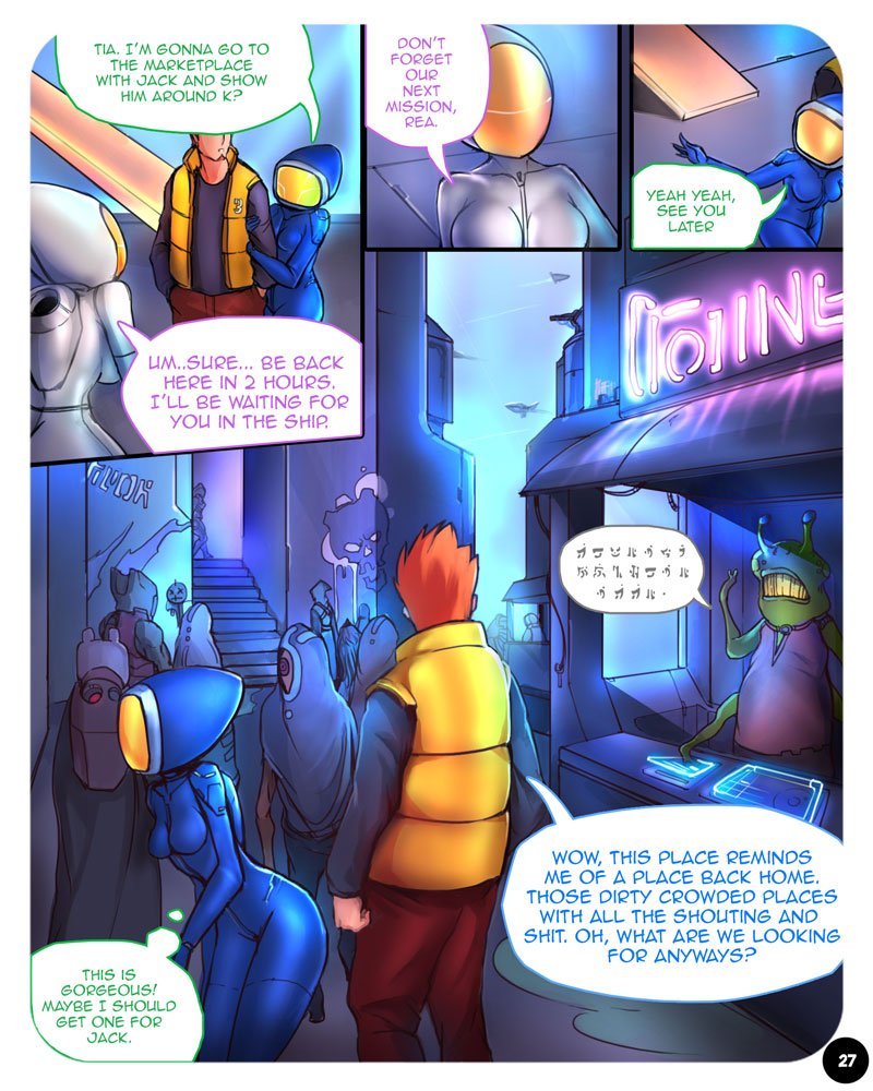 S.EXpedition- Ebluberry - part 2