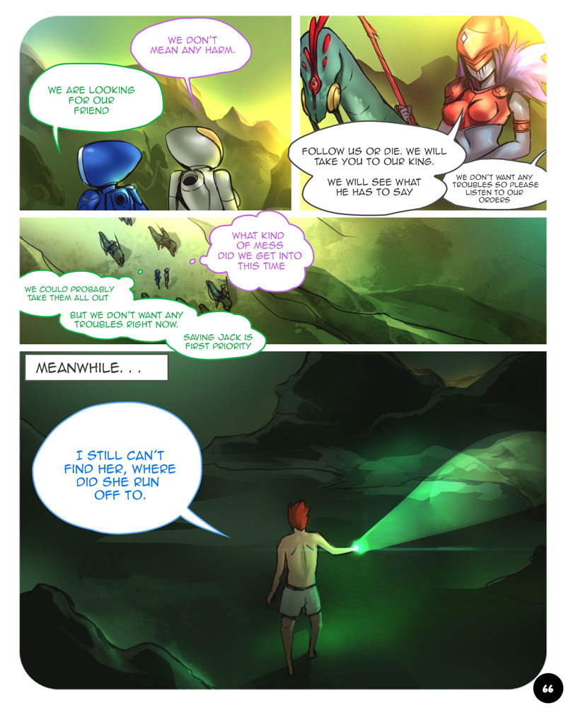 S.EXpedition- Ebluberry - part 5