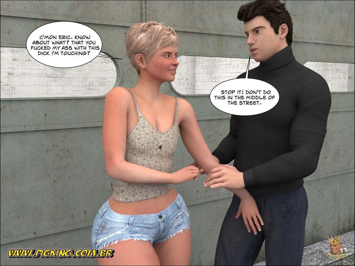 Pig King- Blackmail Part 1