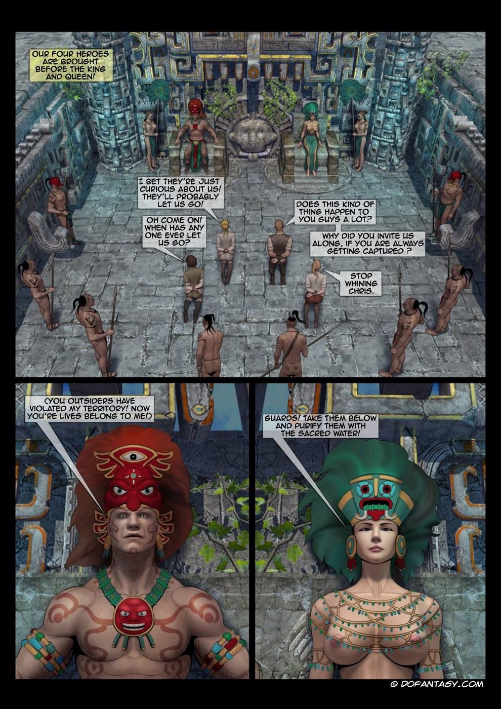Feather - Maya Adventure - part 2