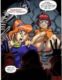 Scooby-Doo Sex