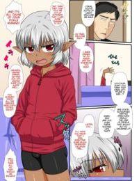 Hentai-What if a Shota Elf Came to My House