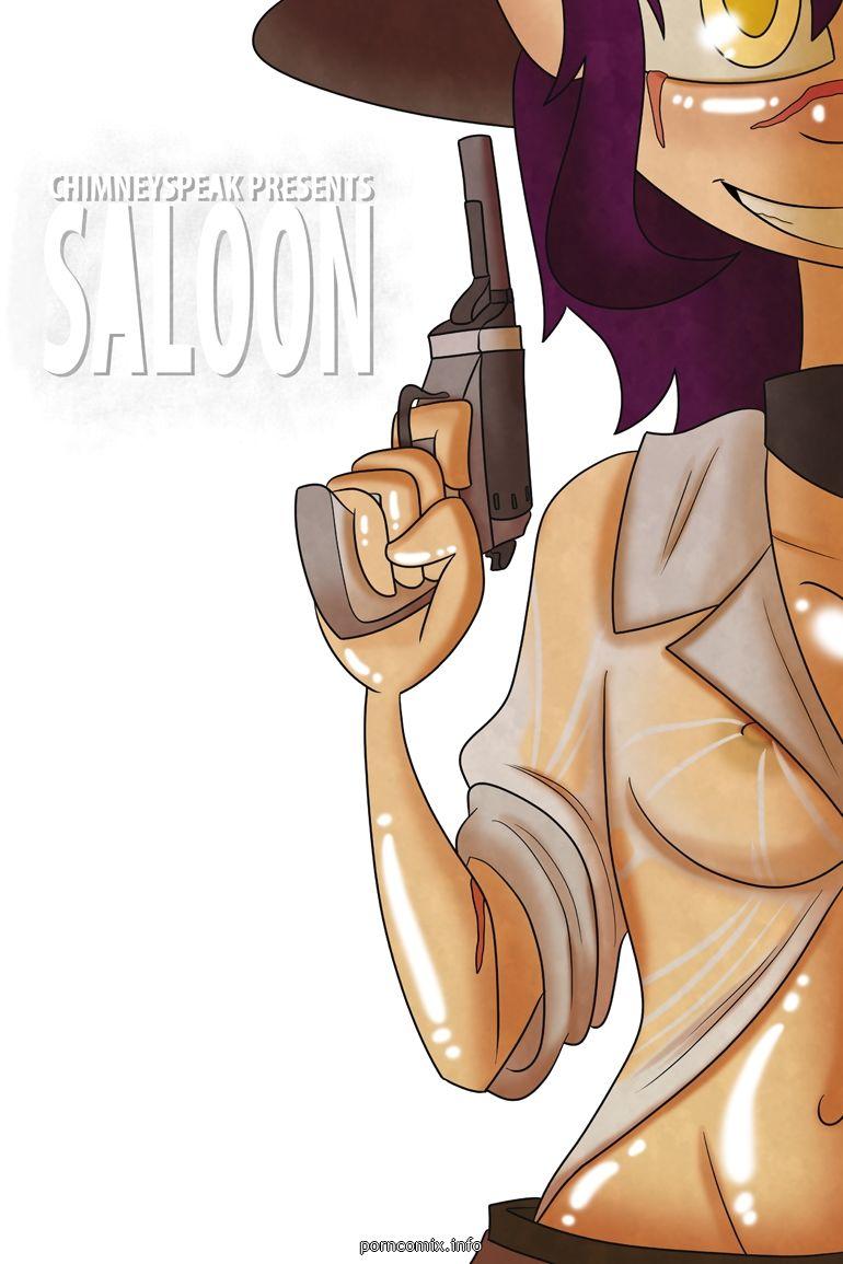 WesternCartoon- Chimneyspeak's Saloon