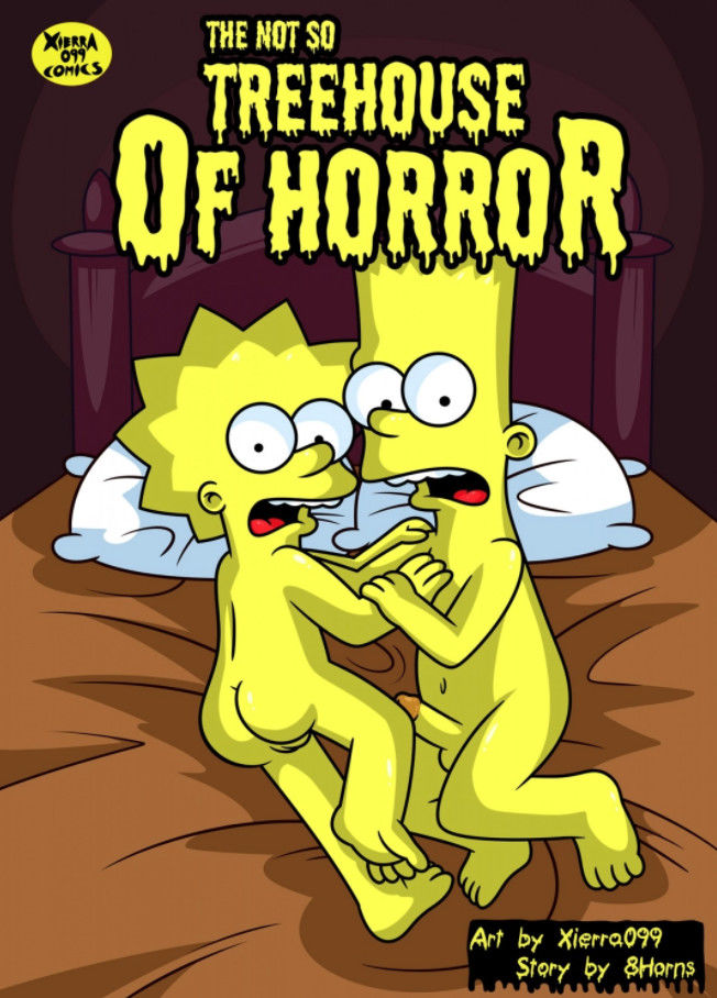 The Simpsons- Not so Treehouse of Horror