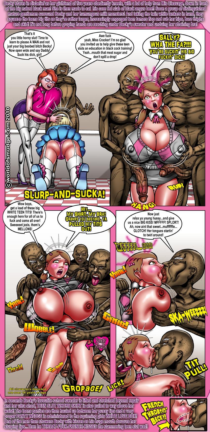 Big Tit Teen- Becky Brastrap
