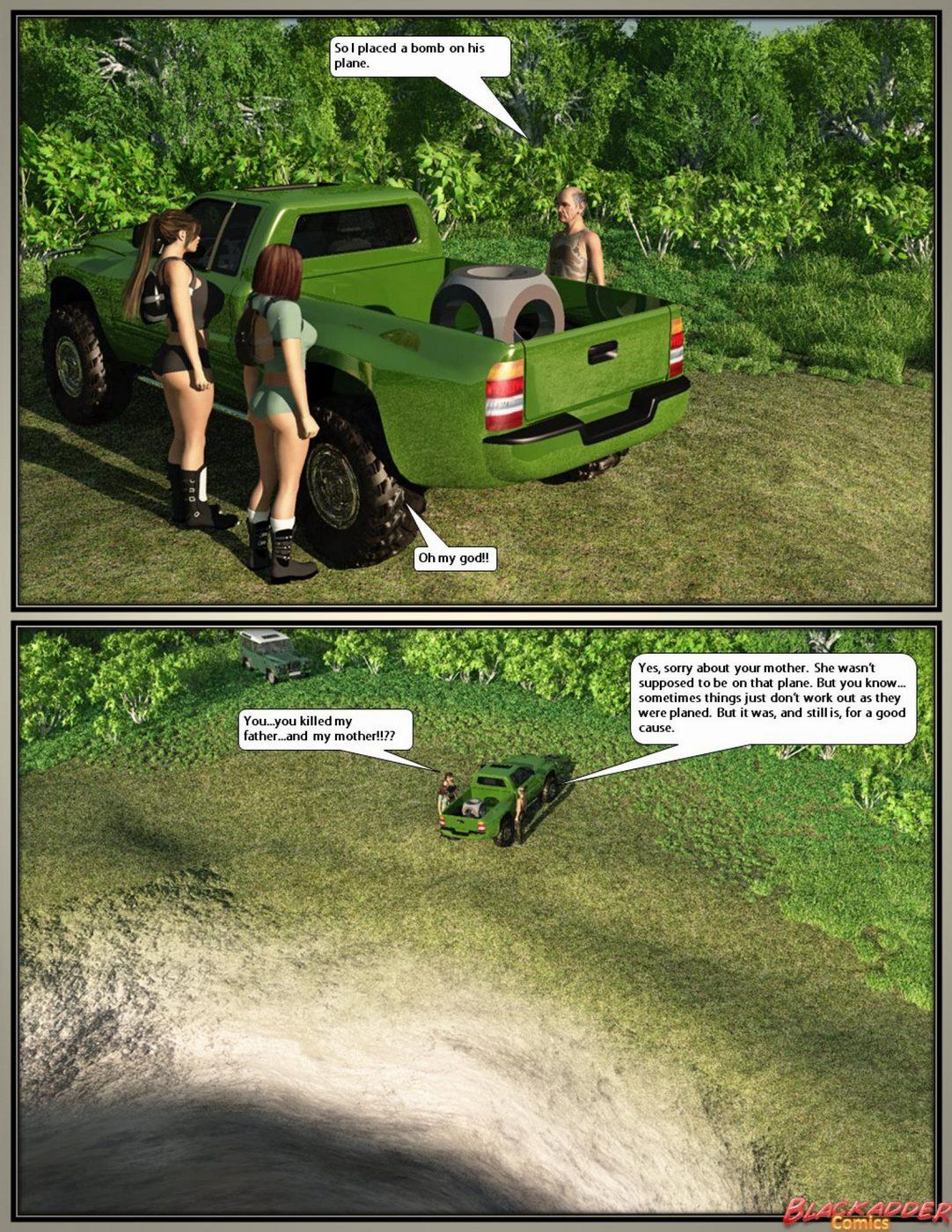 Blackadder- The Hole - part 2